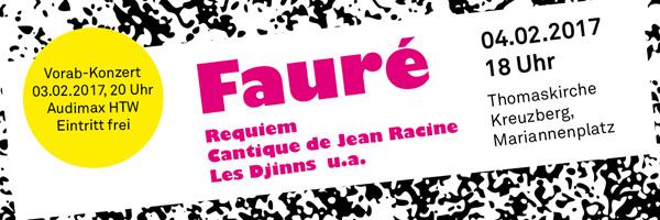 Fauré in Berlin