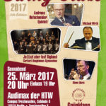 Swing Craze 2017 in Berlin mit Andreas Hofschneider