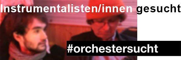 Orchestersuche Schubert